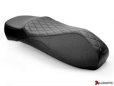 Vespa Gts300 Gts 300 2009-2018 Cenno Scooter Rider Seat Covers Luimoto