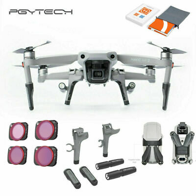 DJI Mavic Pro Parts PGY Accessories Landing Legs Helipad Lens Filters etc AU