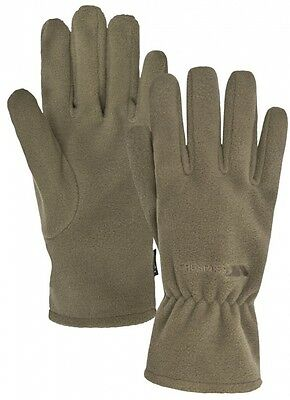 (Large, Thyme) - Trespass Men's Gaunt Gloves. Delivery is Free
