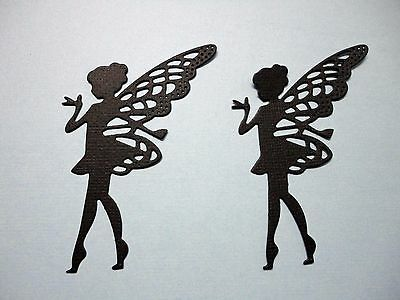 Scrapbooking Die Cut- Fairy- Pkt 8