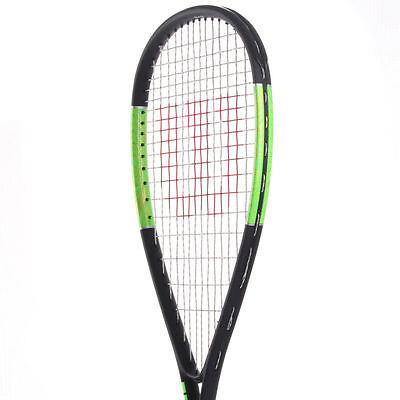 Wilson Blade Countervail Squash Racket Including Cover 2017/18