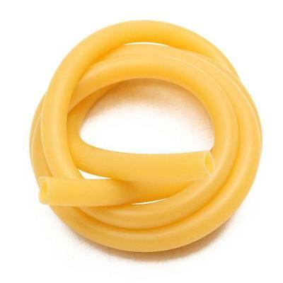Rubber hose,Amber latex tube,bleed tube,OD 9mm,ID 6mm,Price for 1 meter