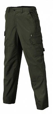 (Size 36, Dark Green) - Pinewood Finveden Men's Trouser. Delivery is Free