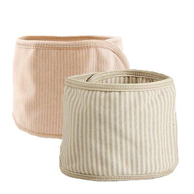 Fairy Baby Organic Cotton Baby Belly Button Band Umbilical Hernias Truss Pack of