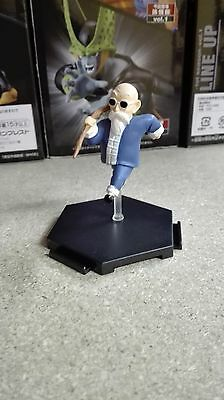 Dragon Ball Z Cocacola Muten Roshi Figure Figura Coca Cola