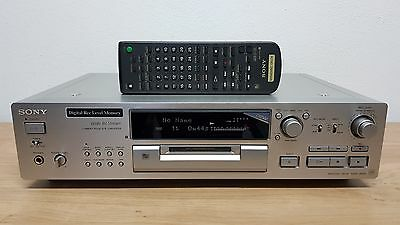 Sony MDS-JB920QS Silver High-End Minidisc Deck *Excellent Condition*
