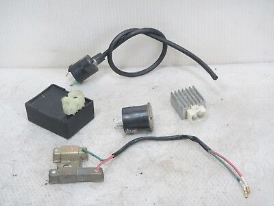 Rex Scooter Tribal Electric Regulator CDI Ignition Coil