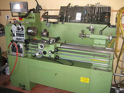 Emco Maier Co. Maximat V13 Precision Toolroom Lathe W/tooling & Accessories