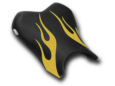 Yamaha R6 2006-2007 Rider & Or Passenger Seat Covers Flame  Luimoto