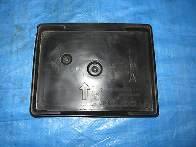 15 16 Subaru WRX Battery Tray Pan OEM Factory Support Black Plastic