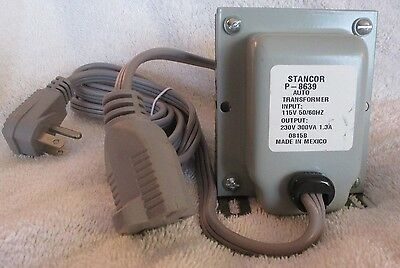 STANCOR P-8639 AUTO TRANSFORMER New, No Box