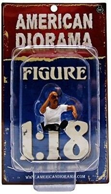 """""""Hanging Out"""" George Figure For 1:18 Scale Models by American Diorama 23856"""
