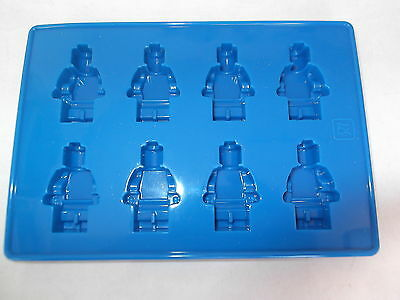 Minifigurine Figure Silicone Chocolate Ice Cake Fondant Mold Mould Party Novelty
