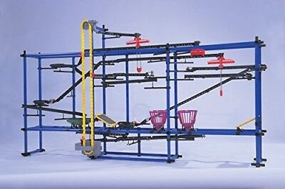 Award Winning Chaos Tower DIY Innovative Ultimate Building Kit w/ Accessory Pack