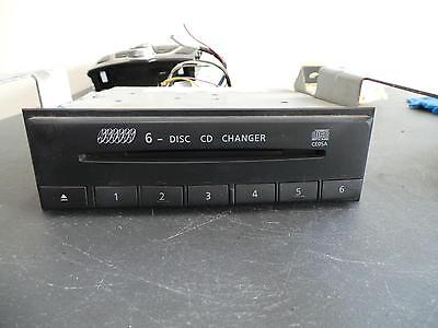 Nissan Patrol Radio/cd/dvd/sat/tv Radio/cd, In Dash Stacker Type, Y61/gu, 12/97-