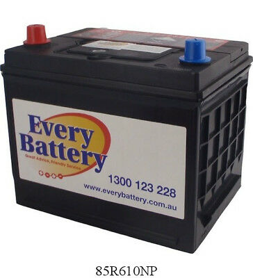 Holden Commodore Car Battery Commodore  1980 - 1998 85R610NP 3 year warranty HEA