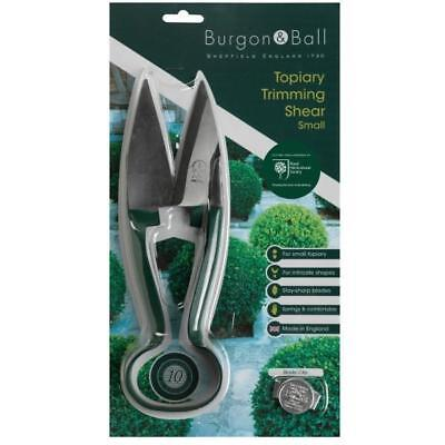 BURGON & BALL  |  Topiary Trimming Shears - Small