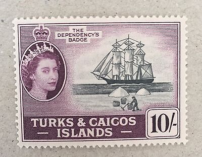 Turks And Caicos Islands Sg 250 U/M Cat £26