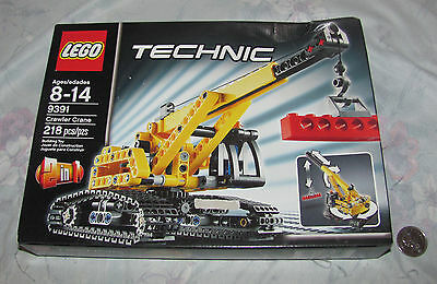 LEGO Technic 9391 Crawler Cane New sealed NIB