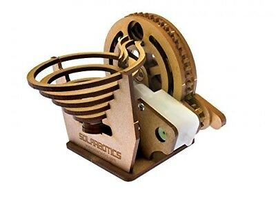 (Battery Powered) - Marble Machine a Buildable Battery Powered Marble Machine
