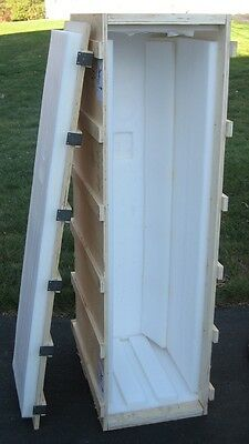 """Large Wooden Case with Padding Inside, 58""""x 24""""x 16"""" Internal, Local Pickup Only"""
