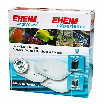 MOUSSES EHEIM 2222/24  3 BLANCHES  ref  eheim 2616225