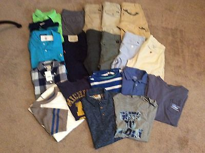 Boys Sz Lg/14/16 Lot-20 Pcs-some new mostly gently used