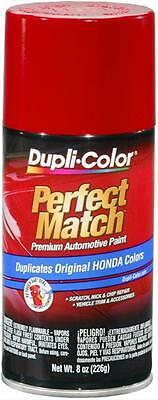 Duplicolor BHA0955 For Acura Code R81 Milano Red 8 oz. Perfect Match Paint