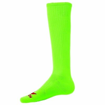 (Large, Neon Green) - Red Lion Socks Energy Light Weight over the Calf Athletic