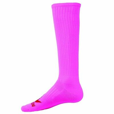 (Medium, Neon Pink) - Red Lion Socks Energy Light Weight over the Calf Athletic