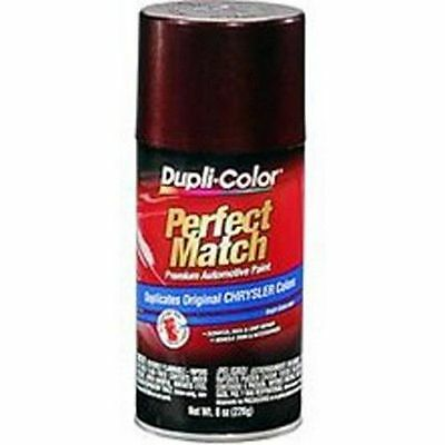 Duplicolor BCC0416 For Chrysler Code PR8 Director Red 8 oz. Perfect Match Paint