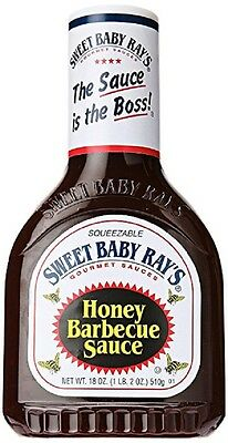 Sweet Baby Ray's Honey Barbeque Sauce 510g