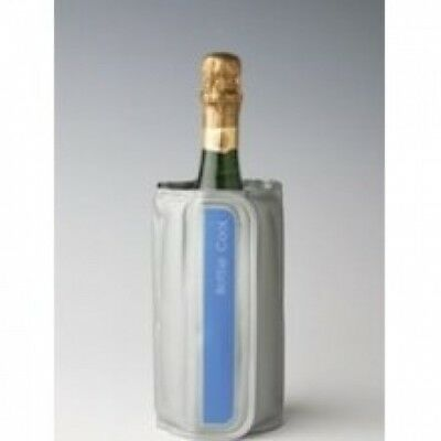Bottle Cool Deluxe Wine and Champagne Chiller Sleeve. Beverage Factory