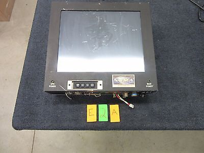 Drs Esi Military Ruggedized Tactical Computer Win 2000 Ilcsd-18 Rcs-1 For Parts