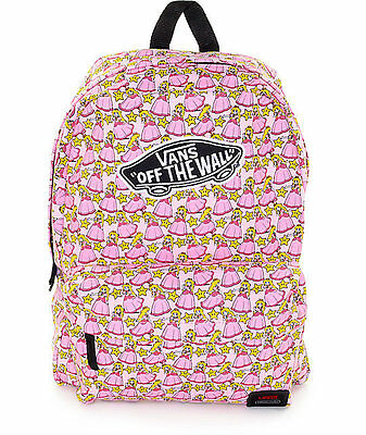 VANS x NINTENDO PRINCESS PEACH BACKPACK 100% AUTHENTIC BRAND NEW w/TAG!!