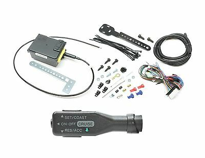Rostra 250-1223 Universal Electronic Cruise Control Kit, 250-3742 Lighted Stalk