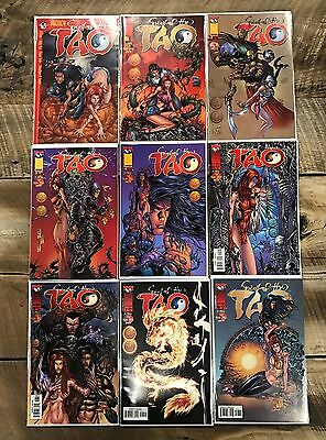 Spirit Of The Tao #1 2 3 4 5 6 7 8 9 10 11 12 13 14 15 & Preview Nm- Set
