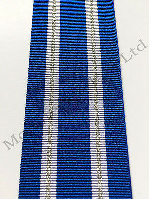 ONE Metre 100cm Full Size QUALITY Medal Ribbon for GENERAL SERVICE MEDAL 1918