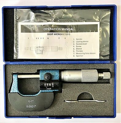 "iGaging 0-1"" Digital Micrometer"