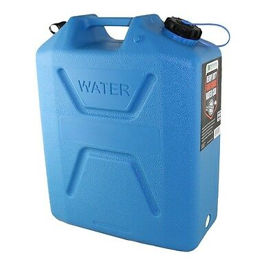 Wavian USA Blue Australian Water Jerry Can - 5 Gallon (22 Liters) - BRAND NEW