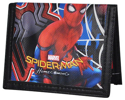 Marvel Spider-Man Homecoming Bi-Fold Wallet