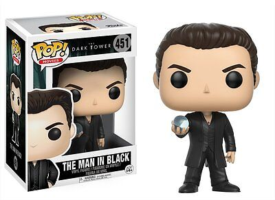 Funko Pop Movies: The Dark Tower Man in Black 451 12704