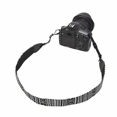 New Vintage SLR DSLR Camera Shoulder Neck Strap Belt for Canon Pentax Nikon Sony