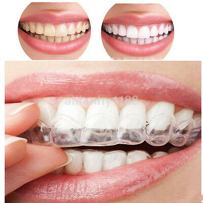 2 Thermoform Moldable Whitening Mouth Teeth Dental Trays Tooth Guard Whitener AU