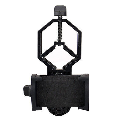 Universal Cell Phone Mount Adapter For Spotting Scope Monocular Telescope US NEW