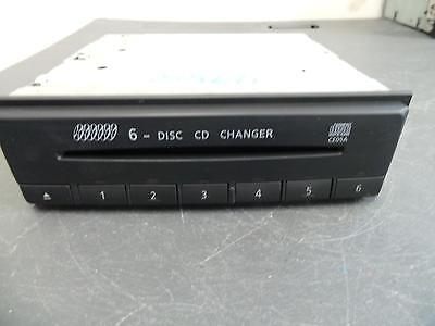 Nissan Maxima Radio/cd  Cd Stacker (In Glove Box), J31, 02/02-05/09 02