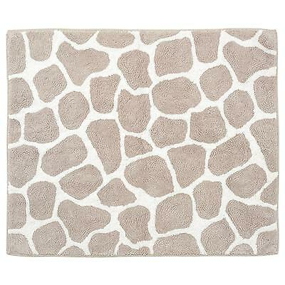 Baby Nursery Rugs Giraffe Accent Floor Mat Cotton Non Slip Carpet Animal Print