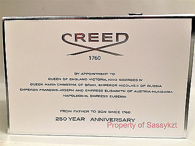 Creed Sample Vials - sold individually- Choose your Fragrance & Qty Free US ship