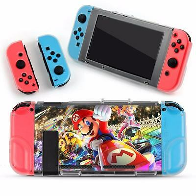 Mario Kart Protective Plastic Case Cover for Nintendo Switch Gaming Console Uk