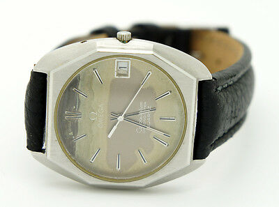 OMEGA Constellation Chronometer Herrenuhr Kal. 1333 -DEFEKT- FÜR BASTLER